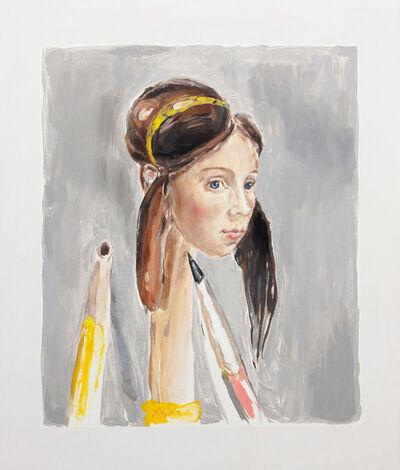 Micha Patiniott, 'Lead Head', 2013