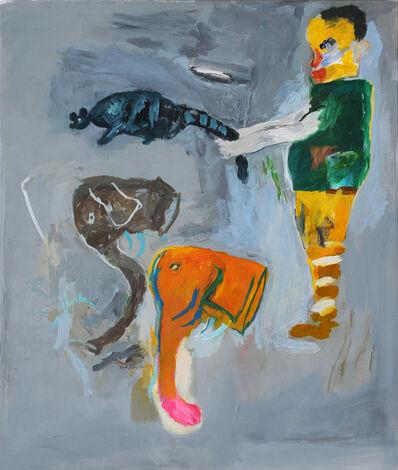Yaser Safi, 'CLOWN', 2014