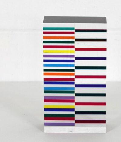 Vasa Velizar Mihich, 'Geneva Rainbow', 2002