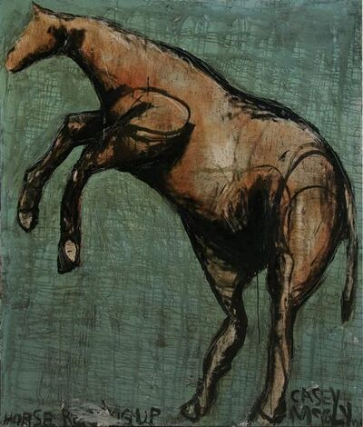 Casey McGlynn, 'Horse Rearing Up', 2015