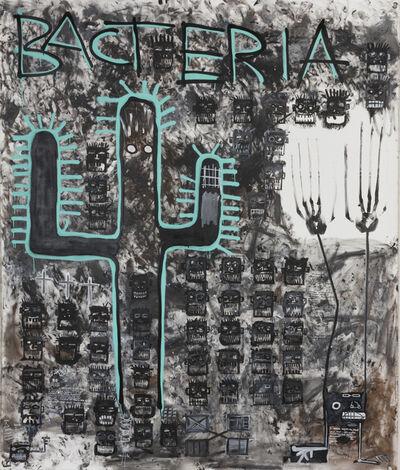 Kapoth, 'Bacteria', 2015