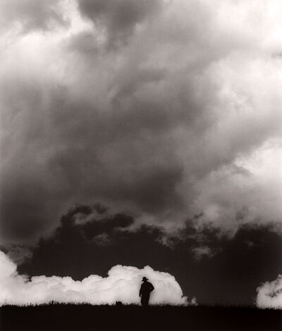 Michael Crouser, 'Steve Hammer in the Clouds', 2009
