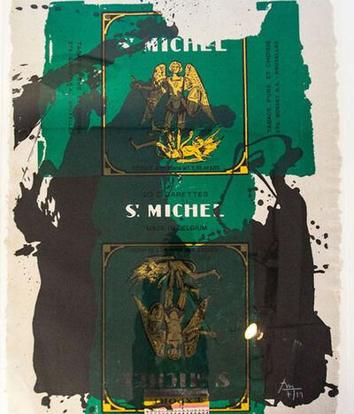 Robert Motherwell, 'St. Michel III', 1979