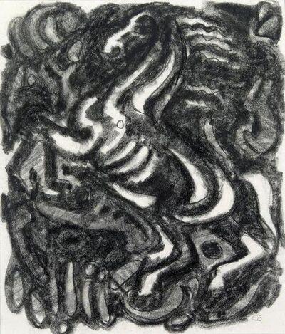 Emil Bisttram, 'Rearing Horse', 1940s
