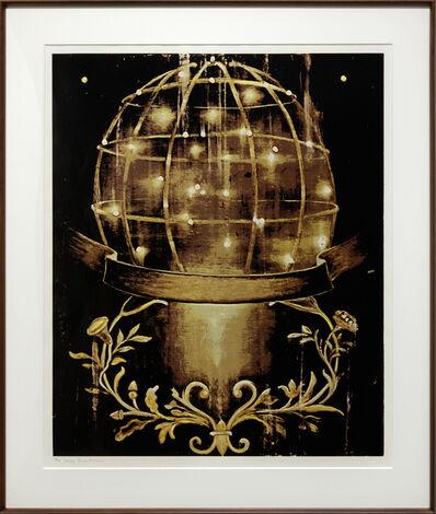 Ross Bleckner, 'Untitled (Sphere and Moulding)', 1987
