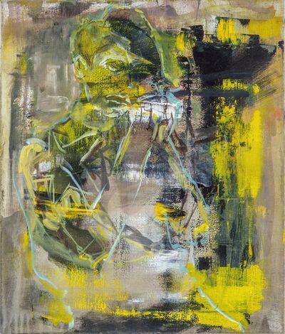 Robert Muntean, 'River', 2017