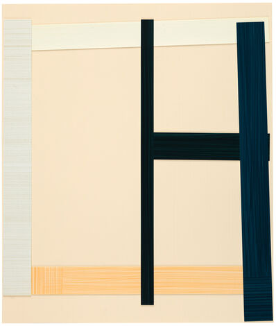 Imi Knoebel, 'Senzatitolo 6', 2010