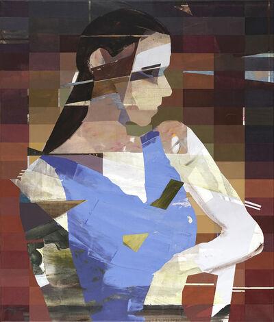 Michael Azgour, 'Portrait of Hanna', 2021
