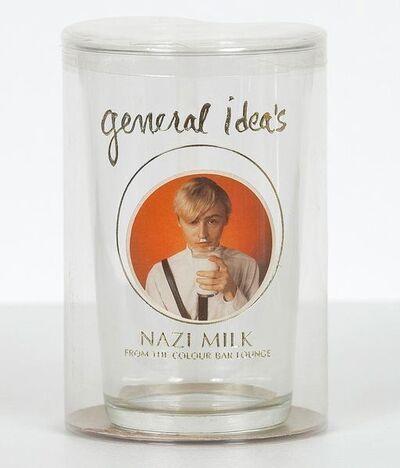 General Idea, 'Nazi Milk', 1980