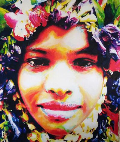 Augustina Droze, 'Portrait I', 2017