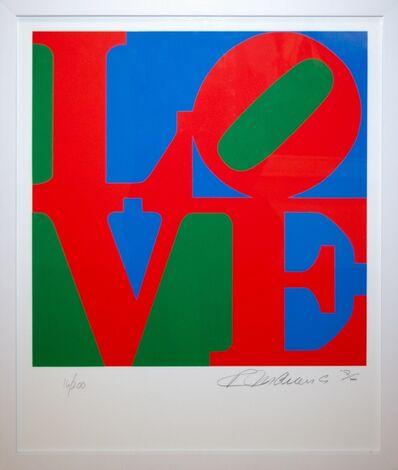 Robert Indiana, 'The Book of Love 4 ', 1997