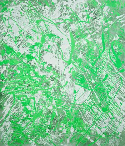 Xiao Bo, 'Sketches 2017 – Green 11 ', 2017