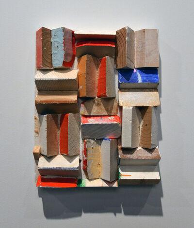 Cordy Ryman, 'Andrew's Peak', 2013