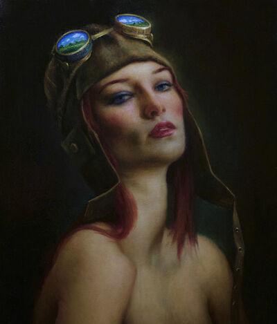 Rose Freymuth-Frazier, 'Flying Dreams', 2916