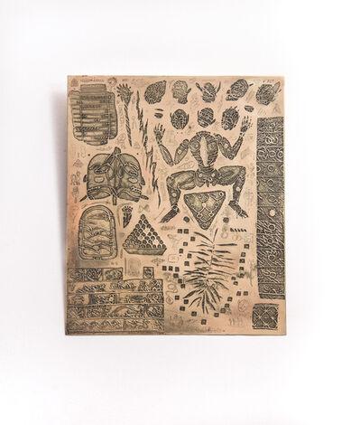 Matías Armendaris, 'Illuminated page I ', 2018