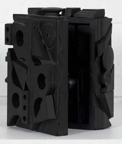 Louise Nevelson, 'Dark Cryptic', 1975