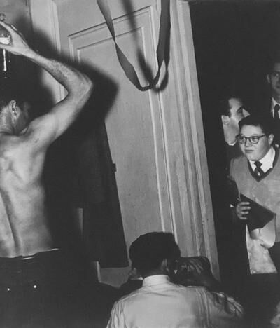 Weegee, 'Rent Party', 1950