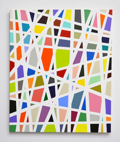 Kyle Jenkins, 'Urban Geometry #295', 2010
