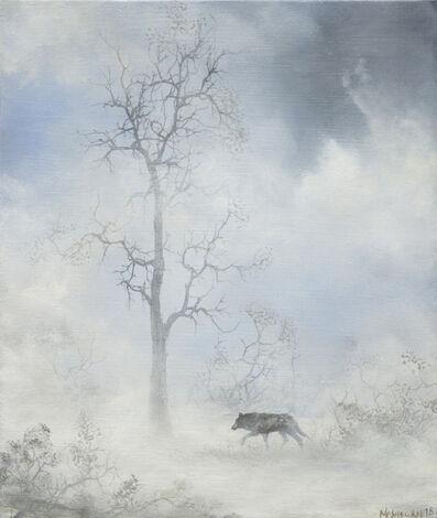 Brian Mashburn, 'Wolf 2', 2018
