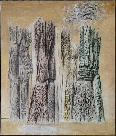 Max Ernst, 'La forêt', 1925