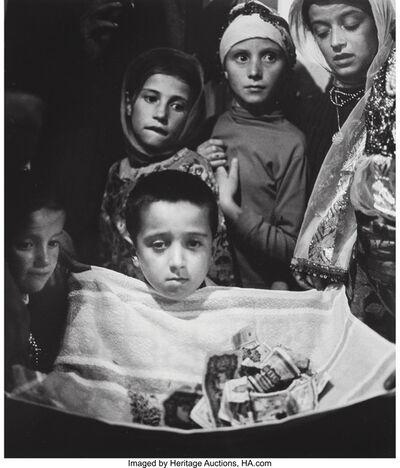 Neil Folberg, 'M[...] Circumcision, Village of Gorno Kosovrasti, Macedonia', 1971