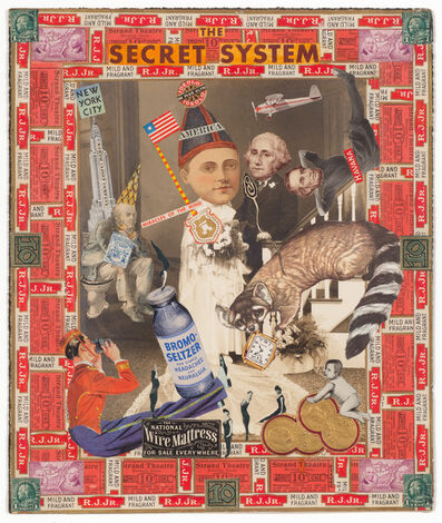 Felipe Jesus Consalvos, 'The Secret System', 1930s -1960