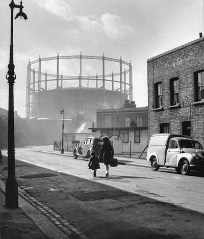 Wolfgang Suschitzky, 'Nine Elms, London', 1955