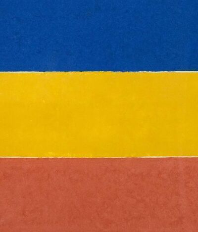 Ellsworth Kelly, 'Colored Paper XVI', 1976