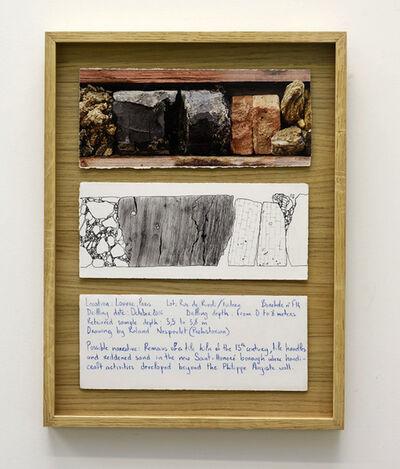 Joana Hadjithomas and Khalil Joreige, 'Trilogies: Louvre 4 (3.5 - 3.8m)', 2018