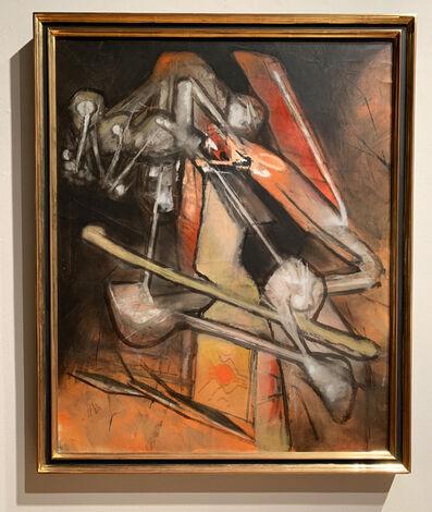 Roberto Matta, 'Tentation D'Exister', 1958