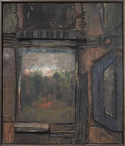 Lucio Muñoz, 'Interior', 1965