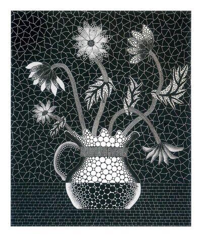 Yayoi Kusama, 'Flowers QE', 1993
