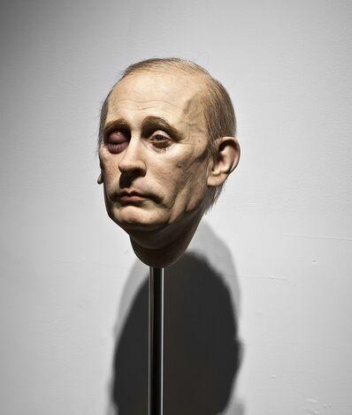 Eugenio Merino, 'Punching Putin', 2014