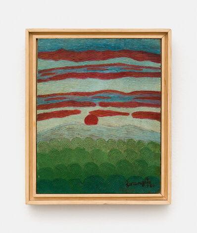 Amadeo Luciano Lorenzato, 'Sol e Céu Vermelho', 1980
