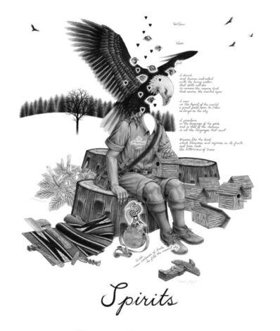 Eric Beltz, 'Spirits', 2013