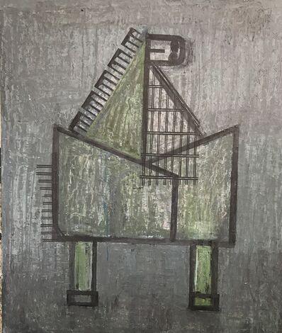 Miguel Castro Leñero, 'Samurai Horse', 2018