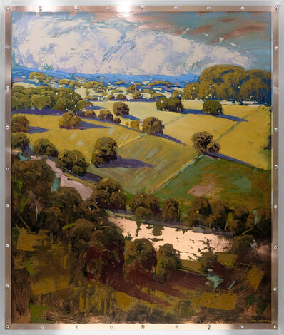 James Armstrong, 'Above The River II '