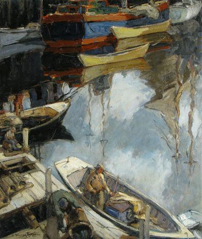 Walter Farndon, 'Half Moon', 19th -20th Century