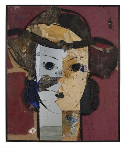 Manolo Valdés, 'Dama con espejo', 2016