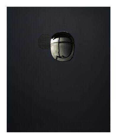 Tony Vazquez-Figueroa, 'Black  Mirror Painting ZM', 2020