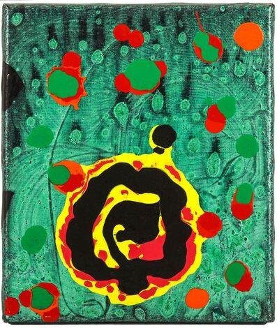John Hoyland, 'Fish Eye'
