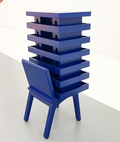 Alexandre Arrechea, 'Katrina Chairs', 2016