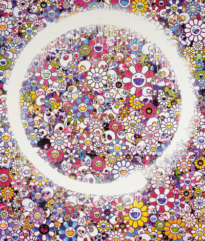 Takashi Murakami, 'Enso: Always Loved You', 2015