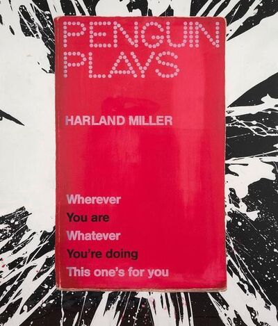 Harland Miller, 'Whatever You're Doing', 2014