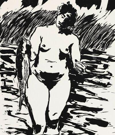Eric Fischl, 'Trout', 1990