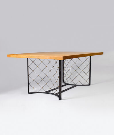 "Jean Royère, '""Tour eiffel"" dining table ', 1963"