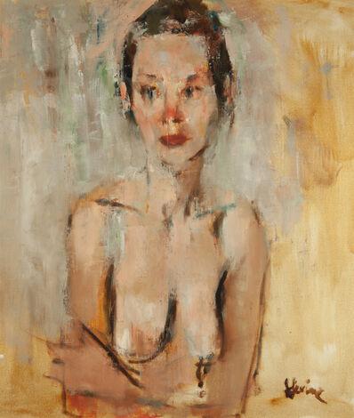 Jack Levine, 'Adele', ca. 1958