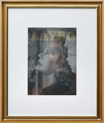 Francesco Vezzoli, 'La Regina di Rio (Dancin' Days vs Amália Traïda)', 2004
