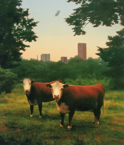 Scott Prior, 'Blimps, Buildings and Bovines'