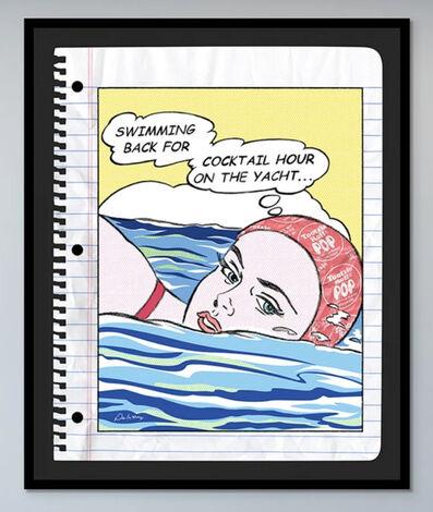 Nelson De La Nuez, 'Yacht Life', 2020